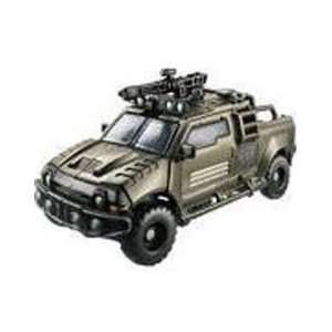 : Revenge of the Fallen Deluxe Class   Autobot Brawn: Toys & Games