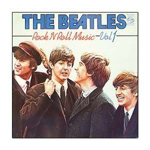THE BEATLES / ROCK N ROLL MUSIC VOL 1 THE BEATLES Music