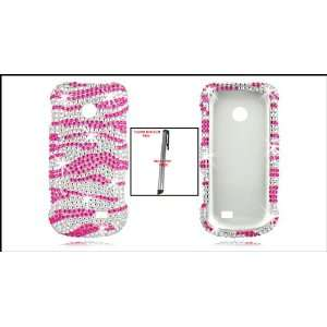 Phone Cover Case + One FREE Touch Screen Stylus Pen Cell Phones