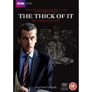 Series 1 3   6 DVD Box Set ( The Thick of It   The Complete Boxed Set