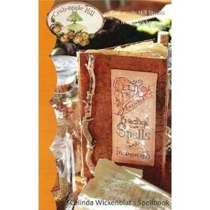 Wickenblats Spellbook   Embroidery Pattern: Arts, Crafts & Sewing