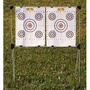 Do All Paper Target Stand:  Sports & Outdoors