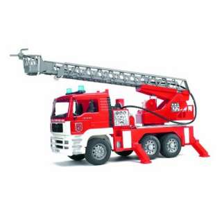 MAN Fire Truck Fire Engine with water pump and Light and Sound Module