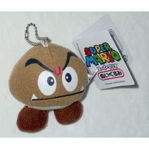 Super Mario Brothers SanEi 4 Inch Plush Figure Boo Toys