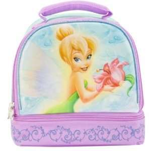 Disney Fairies Tinkerbell Dual Compartment Insulated