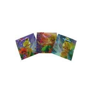 set of 6 Tinkerbell Tinker Bell Gift Bag 7 x 6.25 Toys & Games