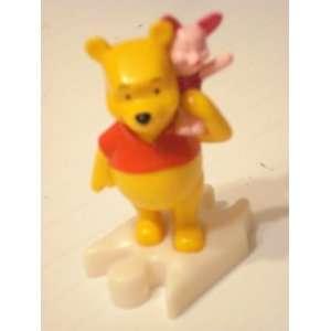 McDonalds Happy Meal Toy   Winnie the Pooh Pooh figurine