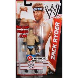 ZACK RYDER   WWE SERIES 17 TOY WRESTLING ACTION FIGURE Toys & Games