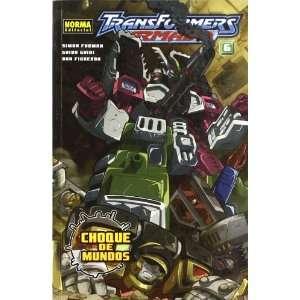 Transformers Armada 6 (Spanish Edition) (9788498149685