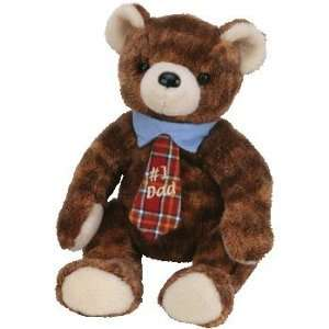 TY Beanie Baby   PAPPA 2004 the Bear  Toys & Games
