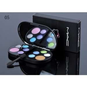 Mac Hello Kitty 10 Colors Eyeshadow Palette 5 European