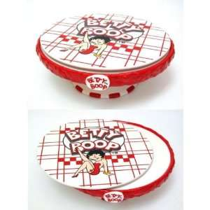 Betty Boop Classic Cake Stand 2Pc Set