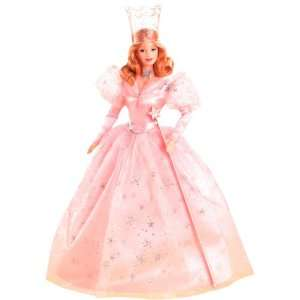 The Wizard Of Oz Glinda The Good Witch Barbie Doll Toys & Games