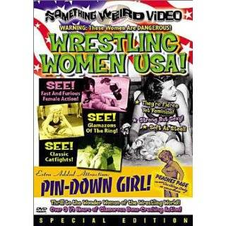 Female Wrestling   Battling Beauties in the Ring