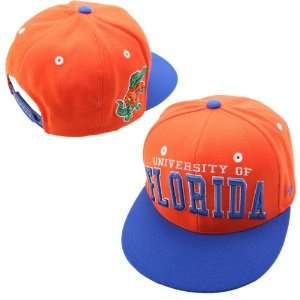 Zephyr Florida Gators Super Star Adjustable Hat Adjustable