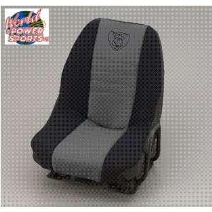 Yamaha SSV 5UG25 20 01 DLX SEAT COVERS GREY; SSV5UG252001