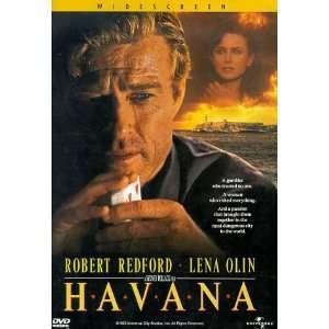 Havana Robert Redford, Lena Olin, Alan Arkin, Tomas