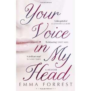 Your Voice in My Head (9781408822067) Emma Forres Books