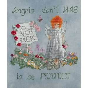Perfect Angel   Cross Stitch Pattern: Arts, Crafts
