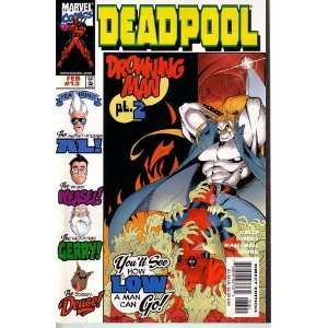 , Vol 1 #13 (Comic Book) THE DROWNING MAN, PT 2 A. KELLY Books