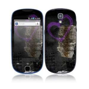 Urban Love Decorative Skin Cover Decal Sticker for Samsung