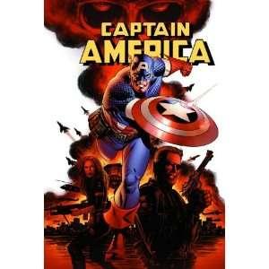 Captain America Vol. 1 Winter Soldier, Book One (v. 1