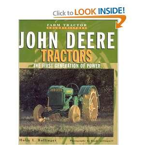 John Deere Tractors The First Generation of Power
