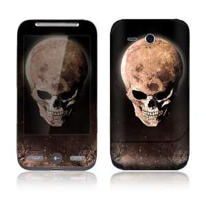 Bad Moon Rising Decorative Skin Decal Sticker for HTC Freestyle Cell