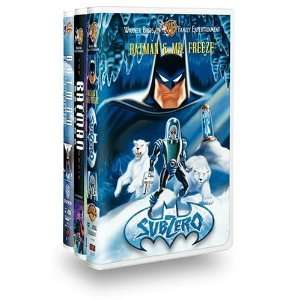 Sub Zero/Batman Beyond   The Movie/Mask of the Phantasm) [VHS] (1998