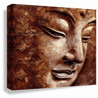Giclee of Buddha Painting SOUL 24x24inch