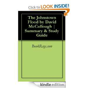 The Johnstown Flood by David McCullough  Summary & Study Guide