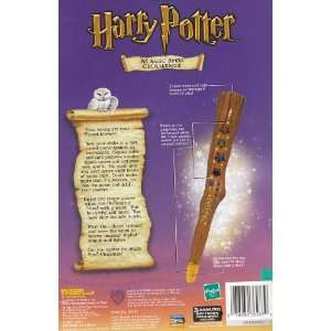 Harry Potter Magic Spell Challenge Toys & Games