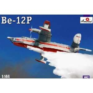A Model 1/144 Beriev Be12P Soviet Firefighter Aircraft Kit