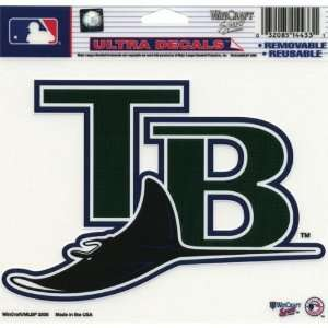 Tampa Bay Devil Rays   Logo Decal   Sticker MLB Pro