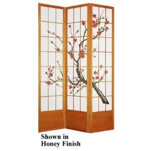 84 Cherry Blossom Shoji Room Divider Numbers of Panels 6
