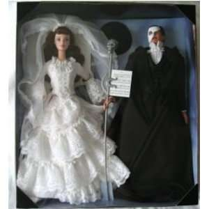 Barbie and Ken Phantom of the Opera Fao Schwartz Limited