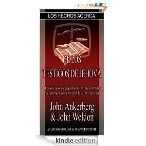 Los Hechos Acerca De Los Testigos De Jehová (Facts on) (Spanish
