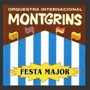 Festa Major Orquestra Internacional Montgrins Music