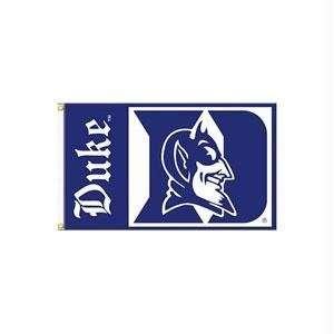 Duke Blue Devils Ncaa 3 X 5 Single Sided Banner Flag