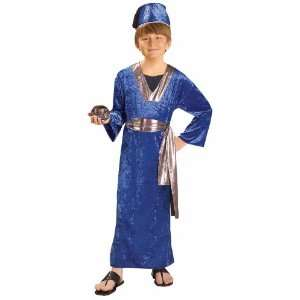 Lets Party By Forum Novelties Inc Blue Wiseman Child Costume / Blue