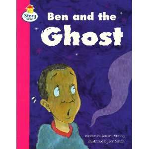Ben & the Ghost Story Street Competent S (Literary land