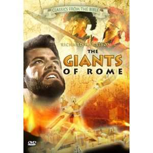 Giants of Rome: Richard Harrison, Wandisa Guida, Ettore