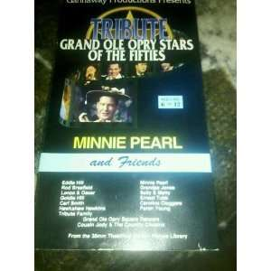 Grand Ole Opry Stars of the 50s Minnie Pearl & Friends   The Golden