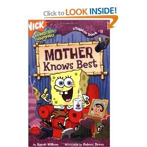 Mother Knows Best (Spongebob Squarepants Chapter Books