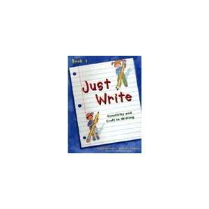 Just Write Bk 1 SET  Student Book and Teacher Guide