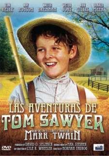 Las Aventuras de Tom Sawyer. Comprar película DVD, Blu ray en DVDGO.