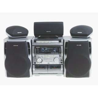 Aiwa NSX MT720 Home Theater Compact Stereo System