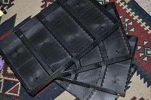LaserLine AC60 Audio Cassette Tape Wall Mount Storage Rack Case Box