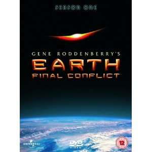 Earth Final Conflict  Complete Season 1 [DVD]  Kevin