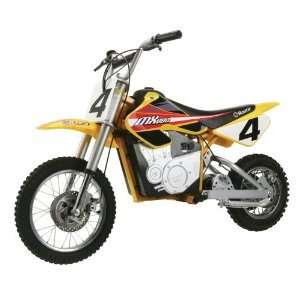 DIRT BIKE [Electric] Razor MX650 220Lb.Max 17mph/10mile